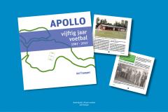 Apollo 50 jaar voetbal